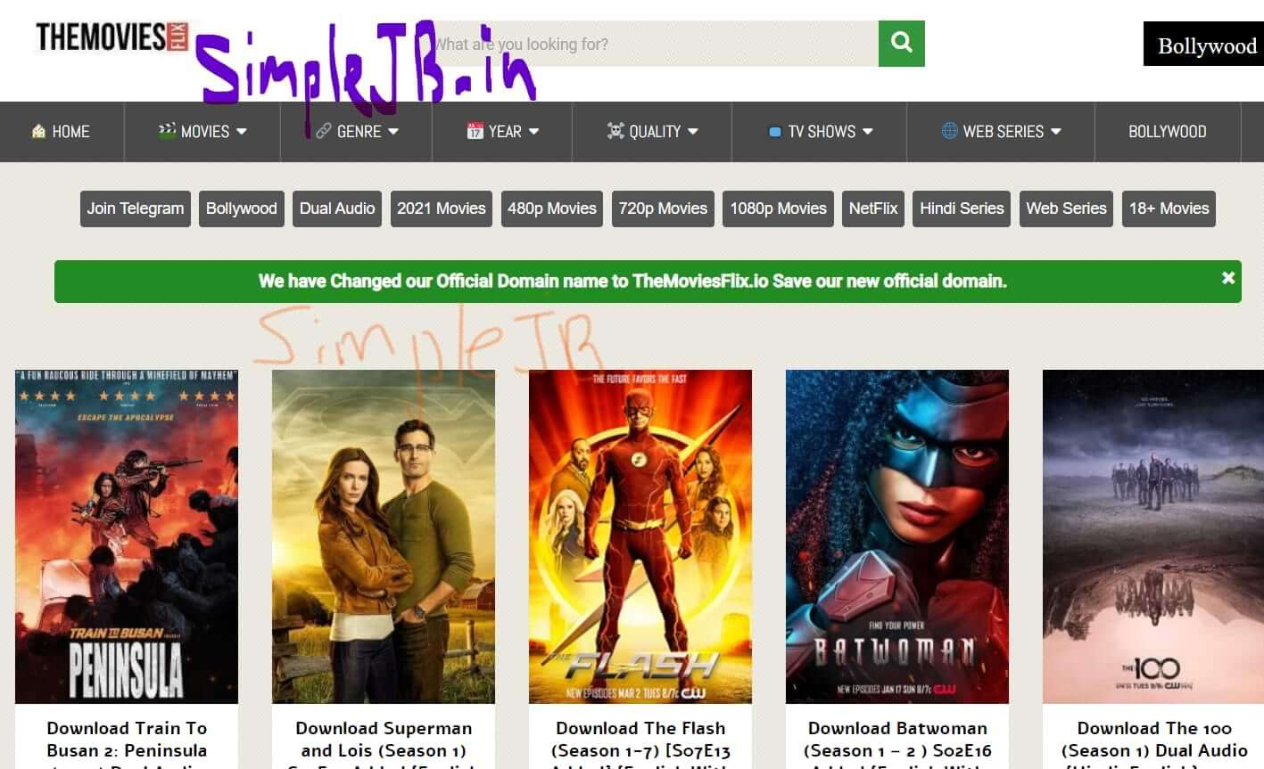 Movies Ki Duniya | The MoviesFlix | Full HD 480p, 720p, 300MB Movies Download