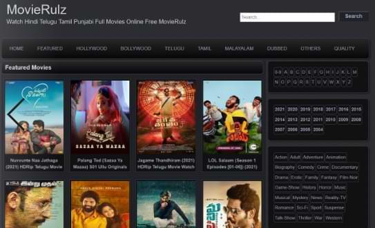 Movierulz.vpn 2021: Download HD Telegu Movies