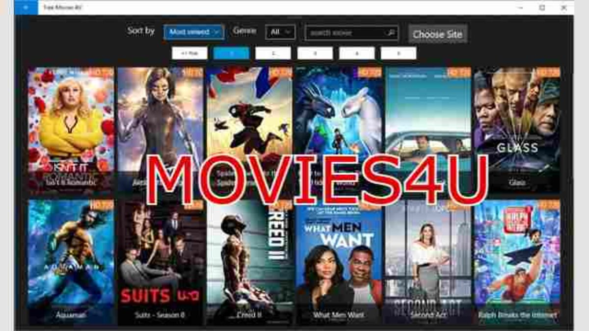 Movies4u 2021: Illegal Hollywood, Bollywood Movies Download Website