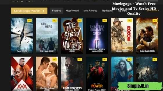 Moviegaga - Watch Free Movies and Tv Series HD Quality