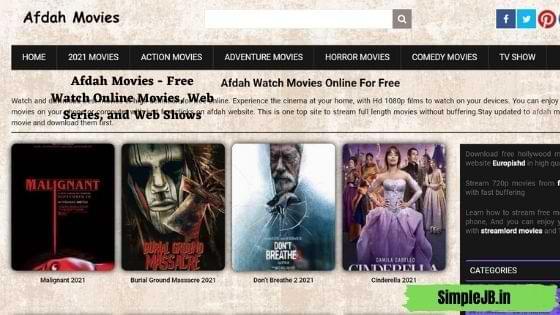Afdah Movies 2021
