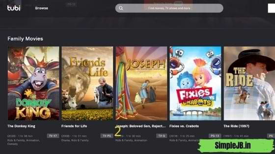 Tubi Watch Free Movies And Tv Shows Online
