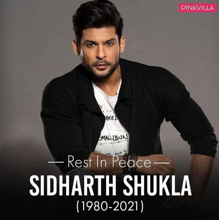Sidharth Shukla Wife, Girlfriends, Death, Family, Instagram & More