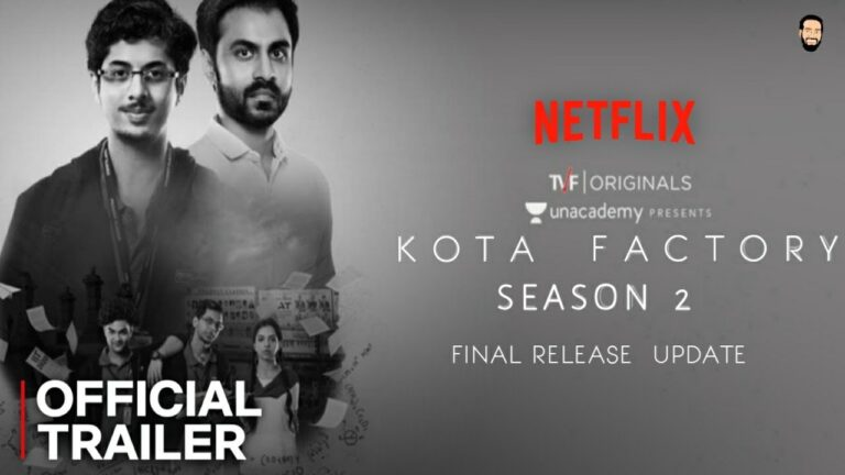 Kota Factory Season 2 Full Web Series Download 480p, 1080p Filmyzilla